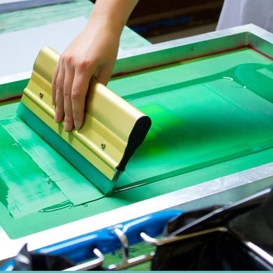 Custom Screen Printing Vinyl Printing Aluminum Printing
