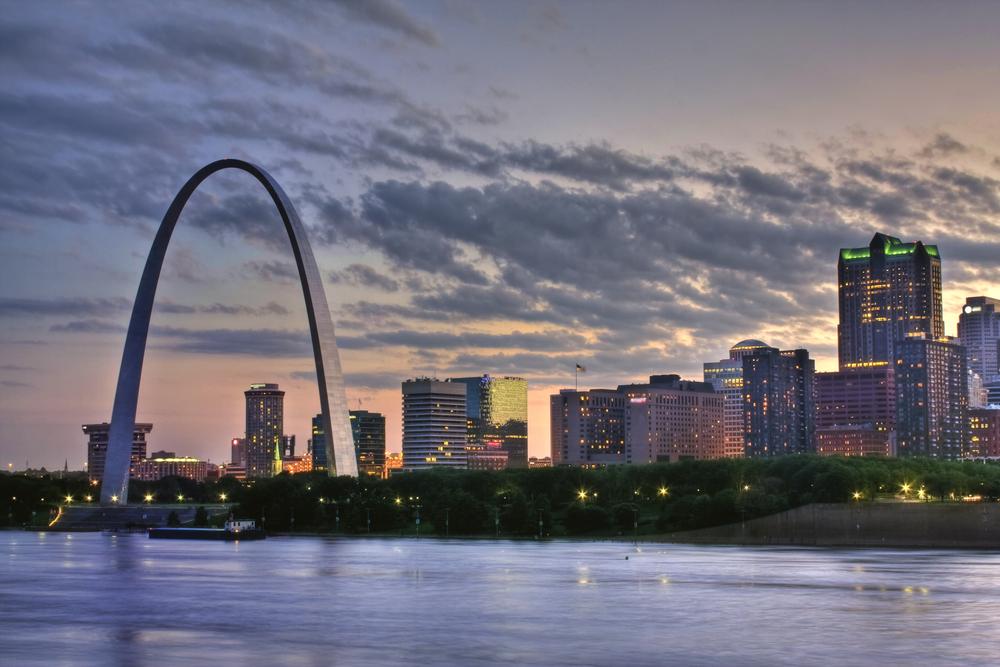 Προχρονολογίων St Louis